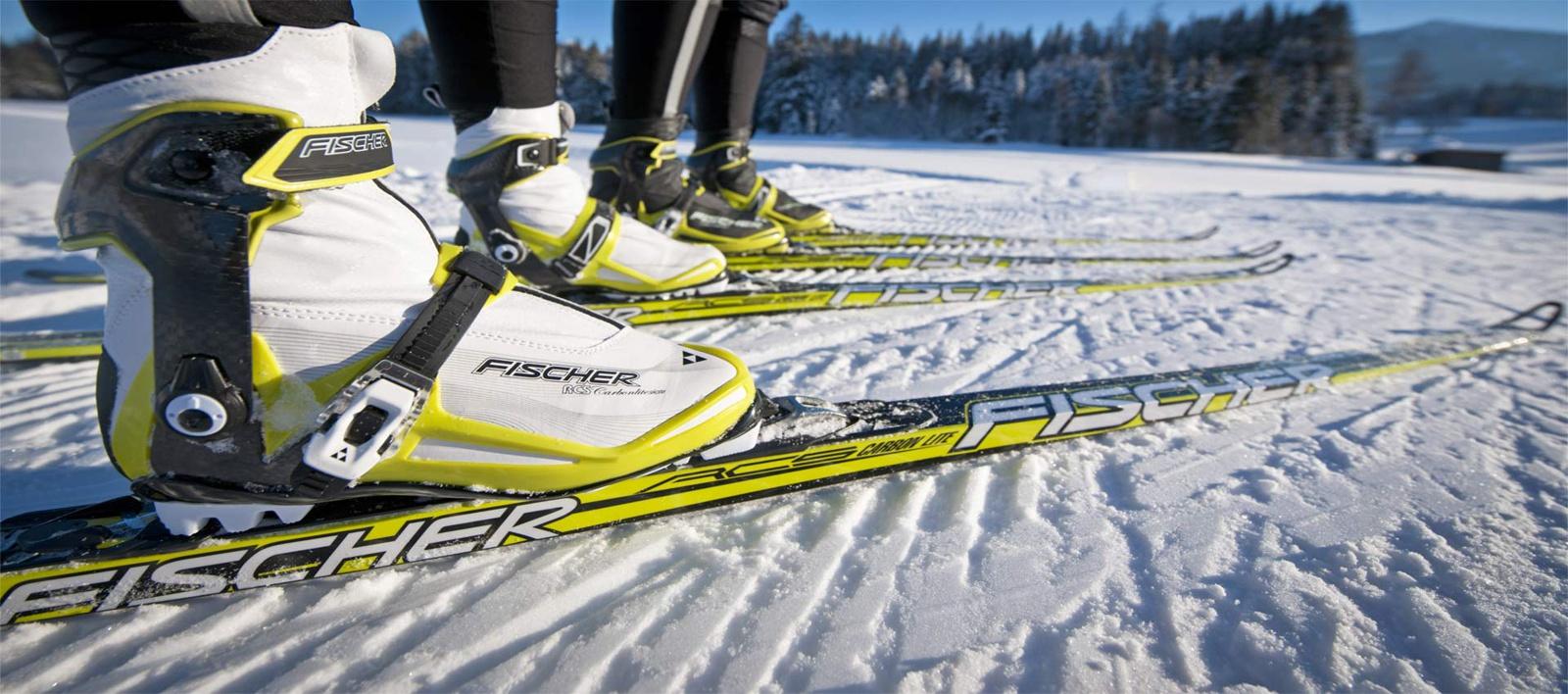 Skating und Langlauf